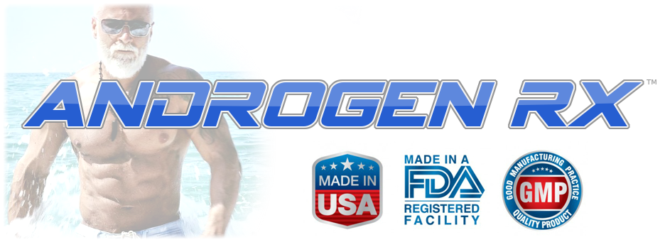 AndroGenRx Pharmaceutical Grade Testosterone Male Enhancement Pills